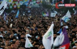 HDP'nin kapatılması istemiyle ikinci başvuruda...