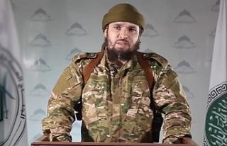 """HTŞ'nin askeri sözcüsü Ebu Halid eş..."