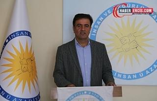 Kuruluşu engellenen PİA Genel Başkanı Kamaç:...