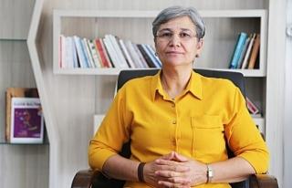 Leyla Güven'e 'Sayın Öcalan' davasında...