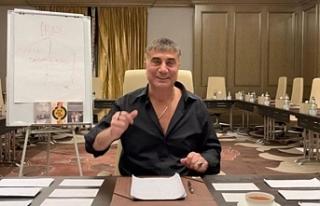 Peker: Tayyip ağabey Ceza Tevkifevleri Genel Müdürü'nü...