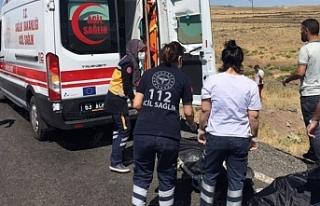 Siverek'te trafik kazasında 5 kişi yaşamını...