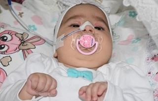 SMA hastası Elif bebek yaşamını yitirdi