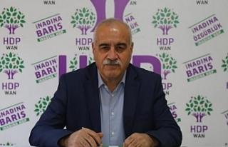 VBB Eşbaşkanı Avcı adli kontrolle serbest bırakıldı