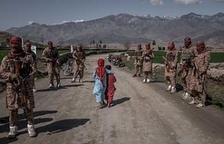 Afganistan'da sokağa çıkma yasağı