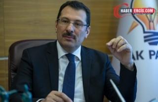 AKP'li Yavuz: Erken seçim Sayın Cumhurbaşkanımızın...