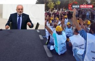 AKP'li Elitaş'tan 'Size oy verdim' diyen...