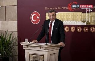 Altay: Süleyman Soylu'nun sırtında Erdoğan ile...