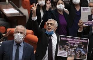 Anayasa Mahkemesi Gergerlioğlu için hak ihlali kararı...