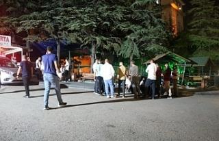Ankara'da saldırıya uğrayan Kürt aileye polis...