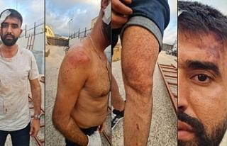 Arama kararı isteyen kardeşlere polis şiddeti