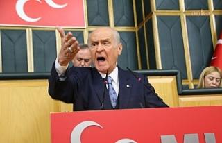 Bahçeli, Gergerlioğlu kararının ardından AYM'yi...