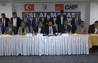CHP'li Ağbaba'dan Erdoğan'a: Başımıza...
