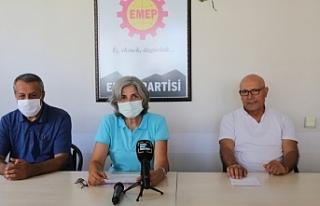 EMEP: Partimize şüpheli şahıslar girdi