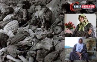 Erciş Zilan'da 20'nci yüzyılda katliam 21'inci...