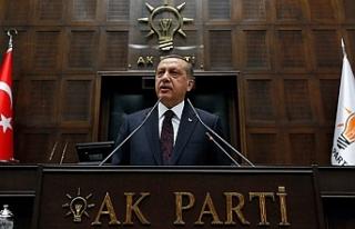 Erdoğan AKP'lileri 'kazanımlar' konusunda...