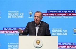 Erdoğan : Çözüm sürecini sonlandıran biz olmadık