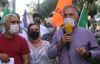 Evine saldırılan HDP Avcılar Eşbaşkanı: Geri...