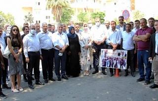 Gelecek Partisi'nden Şenyaşar ailesine ziyaret:...