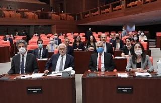 Gergerlioğlu Meclis'te: Halkın zaferinin tecelli...