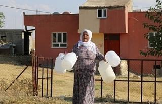 Halkın su sorununu dile getiren HDP'li eşbaşkana...
