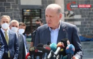 HDP'li Özsoy: Diyarbakır ziyaretinde can çekişen...