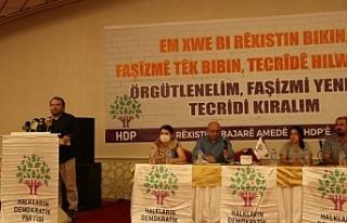 HDP'den muhalefete: Kürt sorununda çözümü savunmayanlarla...