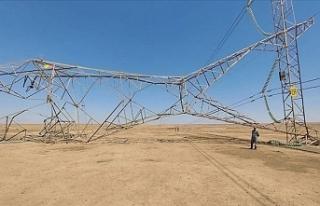 Irak'ta elektrik santrallerine saldırı: 7 ölü,...