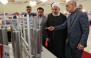 İran'da zenginleştirilmiş uranyum üretimine...