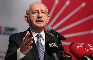 Kılıçdaroğlu'ndan tasarruf genelgesine tepki:...