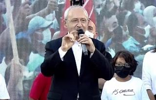 Kılıçdaroğlu: O sözleşmeyi bir imza ile kaldırdılar,...