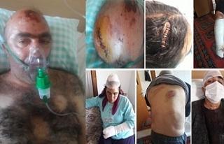 Konya'da Kürt aileye saldırı: Biz ülkücüyüz...