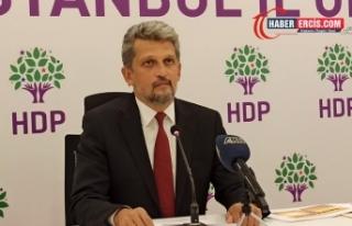 Paylan: Erdoğan, 3 yılda ekonomiyi batırdı