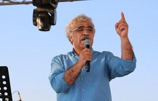 Sancar: Demokrasiyi bu meydanlarda birlikte kuracağız