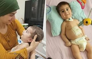 SMA hastası Şervan bebeğin kampanyasına ırkçı...