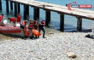 Van'da tekne faciası davası: Kaçakçılık...