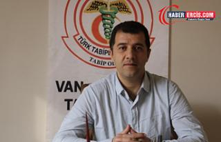 Van-Hakkari Tabip Odası Başkanı Dr. Yaviç: Aşı...