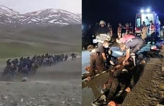 Van'da ölen mülteci sayısı 13'e yükseldi:...