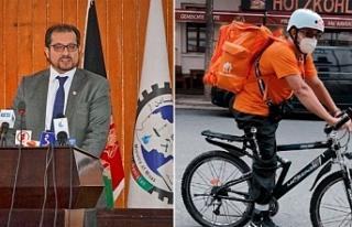 Afganistan'ın eski İletişim Bakanı, Almanya'da...