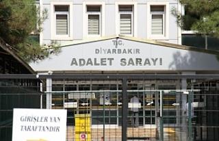 Diyarbakır'da 58 kişinin emniyet işlemleri sürüyor