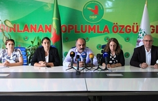 DTK, TJA, BDP ve HDP'den Şengal saldırısına...