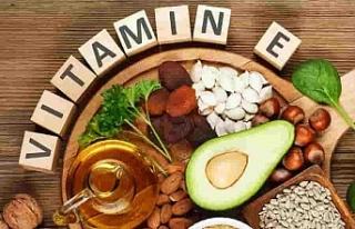 E vitamini faydaları nelerdir?