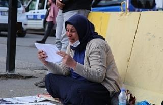 Emine Şenyaşar nöbete katılamadı: Annem bu zulmü...