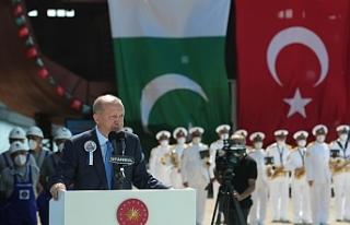 Erdoğan: Afganistan'ın istikrara kavuşturulması...