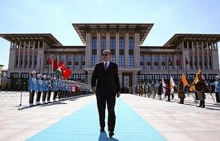 Erdoğan saraylarını koruyan personele ilk 6 ayda...