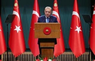 Erdoğan: Zorunlu PCR testi uygulamalarını devreye...