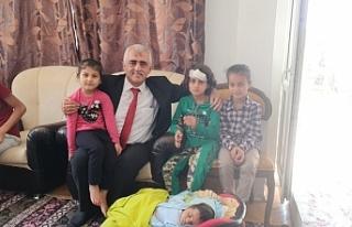 Gergerlioğlu'ndan saldırıya uğrayan Suriyeli...