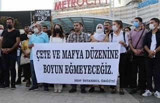 HDP'li Yalçın'ın kaçırılarak işkence edilmesi...