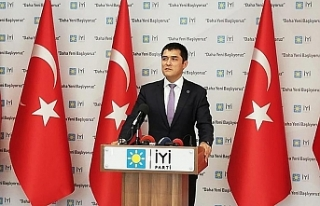 İYİ Parti İstanbul İl Başkanı Kavuncu'yu...