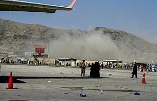 Kabil Havaalanı'ndaki patlamada en az 60 kişi...